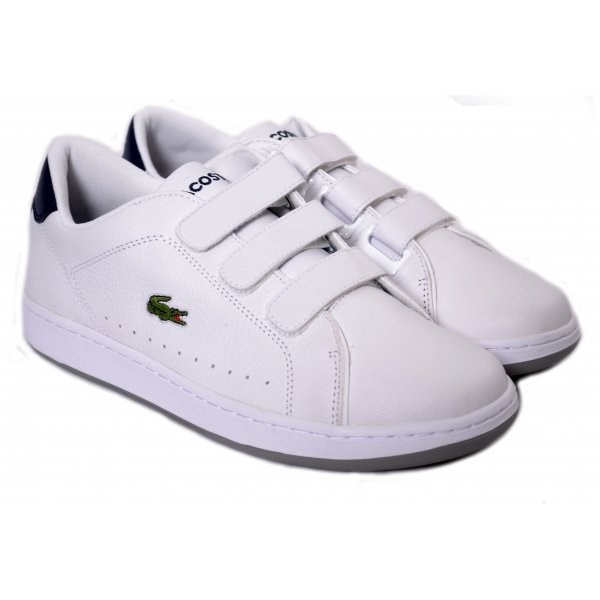 a93fc57233a58f men s lacoste camden lcr spm white trainers