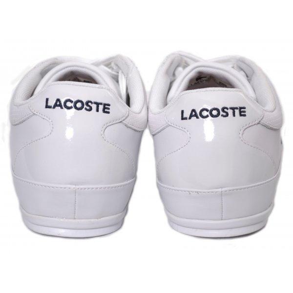 6c0fa4f29af74f men s lacoste misano sport sl spm white and dark blue trainers