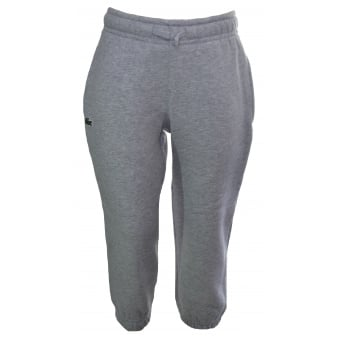 Lacoste Kids Grey Jogging Bottoms