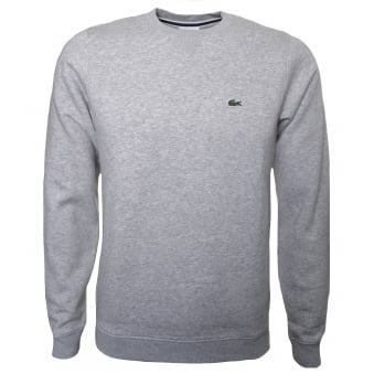 Lacoste Kids Grey Sweatshirt