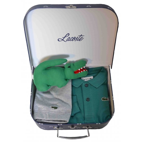 Polo Baby Gift Sets : Lacoste baby boy gift set