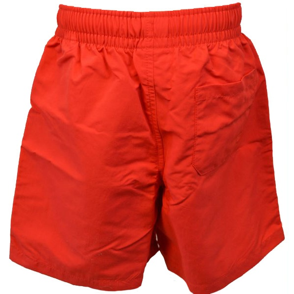 d704e8438822b kids lacoste red swim shorts