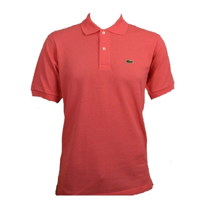 48f9bc3866e3 Lacoste Men  039 s Glace Pink Classic Polo Shirt