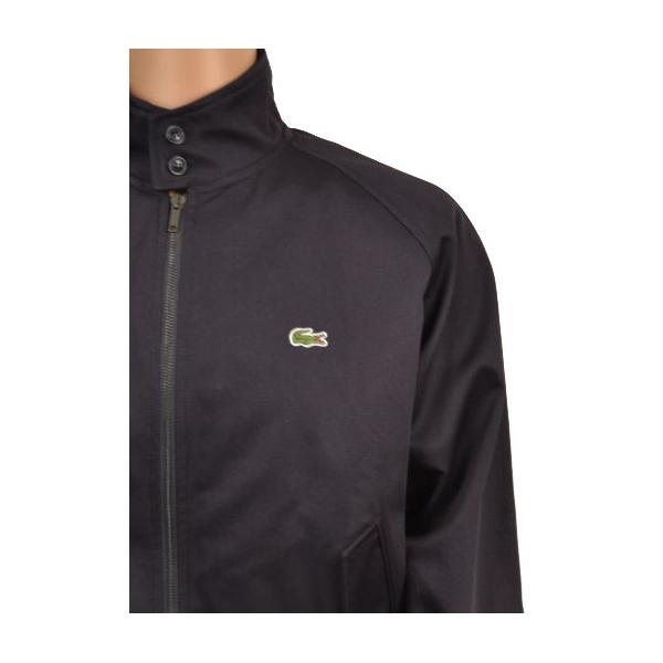 08b02d0bb lacoste harrington navy jacket