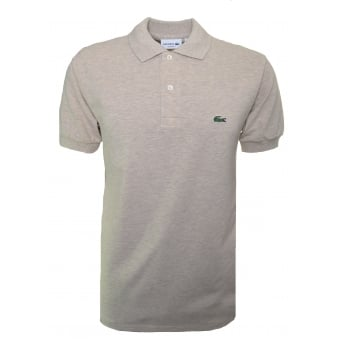 Lacoste Mens Avoine Chine Polo Shirt