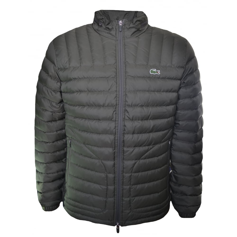 f0c8db55 Green Padded Jacket