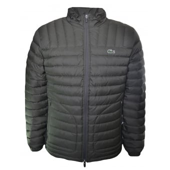 Lacoste Men's Green Padded Jacket