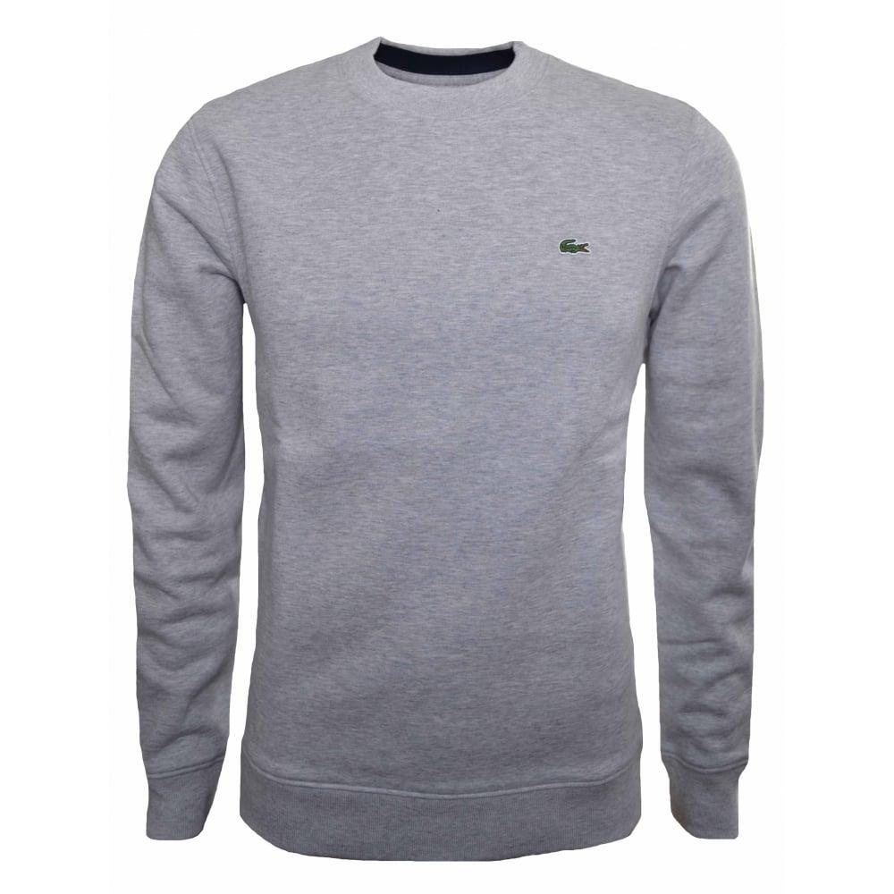 98d8d8d27a Lacoste Men's Grey Sweatshirt