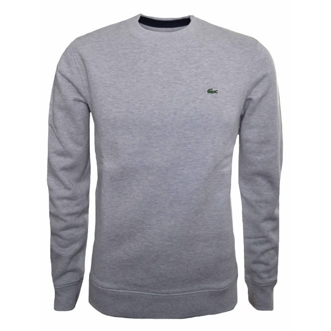 Lacoste Men's Grey Sweatshirt