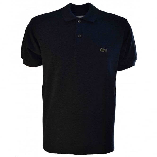 Lacoste Mens Indigo Short Sleeve Polo Shirt