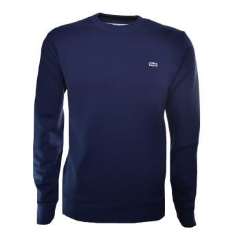 Lacoste Men's Navy Blue Sweatshirt