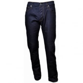 Men's Pretty Green Blue Rinse LG Fit Jeans