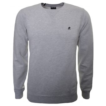 Replay Men's Grey Sweatshirt