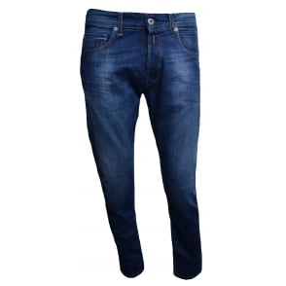 Replay Men s Grover Blue Denim Straight Leg Jeans aac2877c24