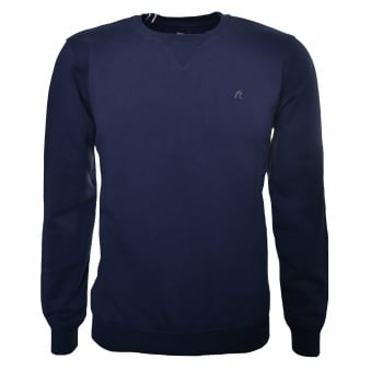 Replay Men's Navy Blue Sweatshirt