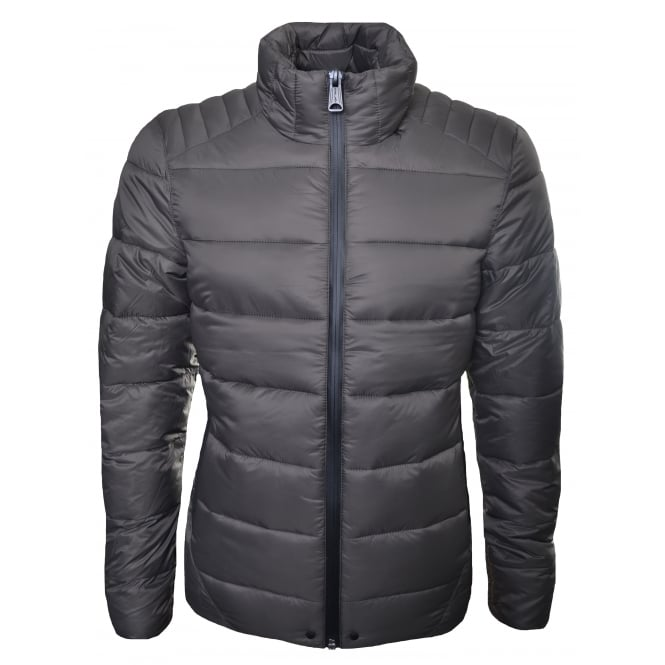 Replay Men's Quilted Mud Jacket