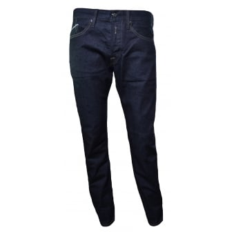 Replay Men's Waitom Forever Dark Regular Slim Fit Jeans