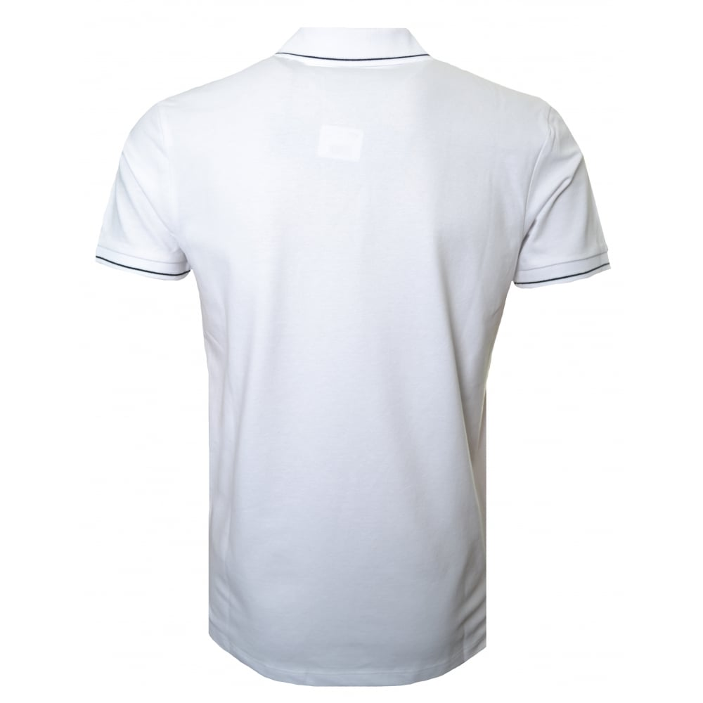 replay men s white polo shirt 46e8d0ca2