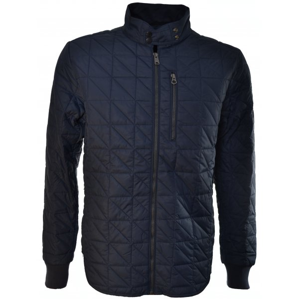 replay mens quilted jacket