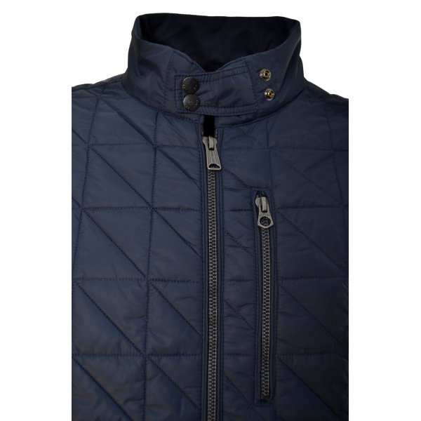 replay mens quilted jacket : mens navy quilted coat - Adamdwight.com