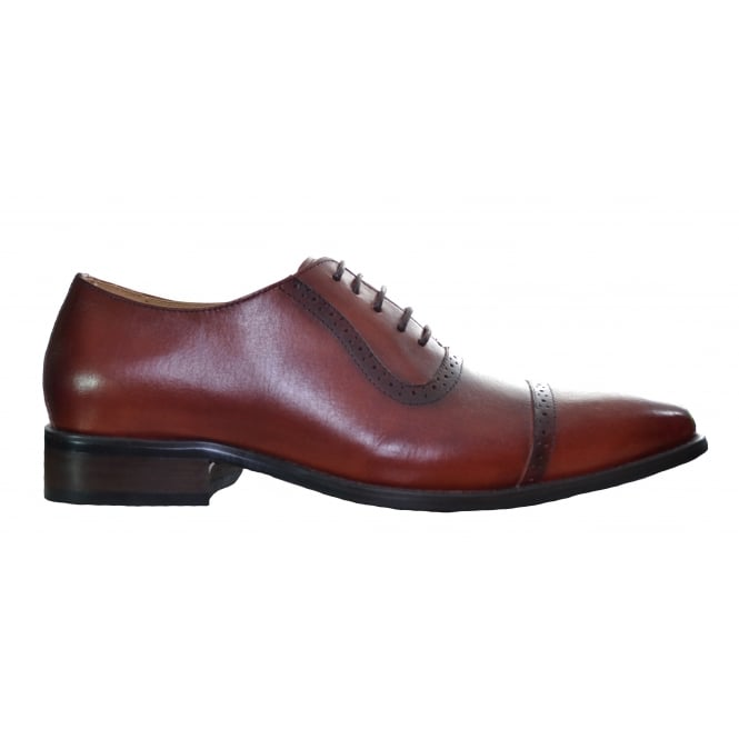 Sergio Duletti Men's Tommy Wine Shoe