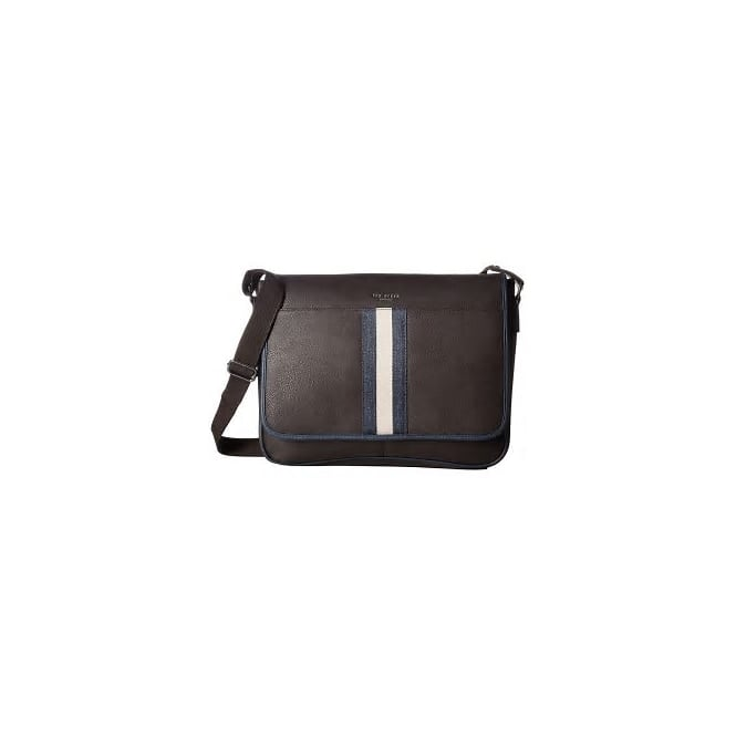 Ted Baker Buzard Chocolate Messenger Bag