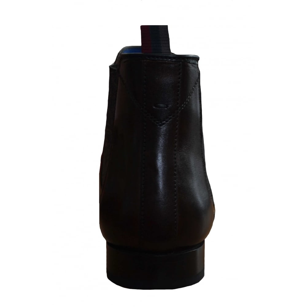9fa42dac4 Ted Baker Dark Brown Kayto Leather Chelsea Boots