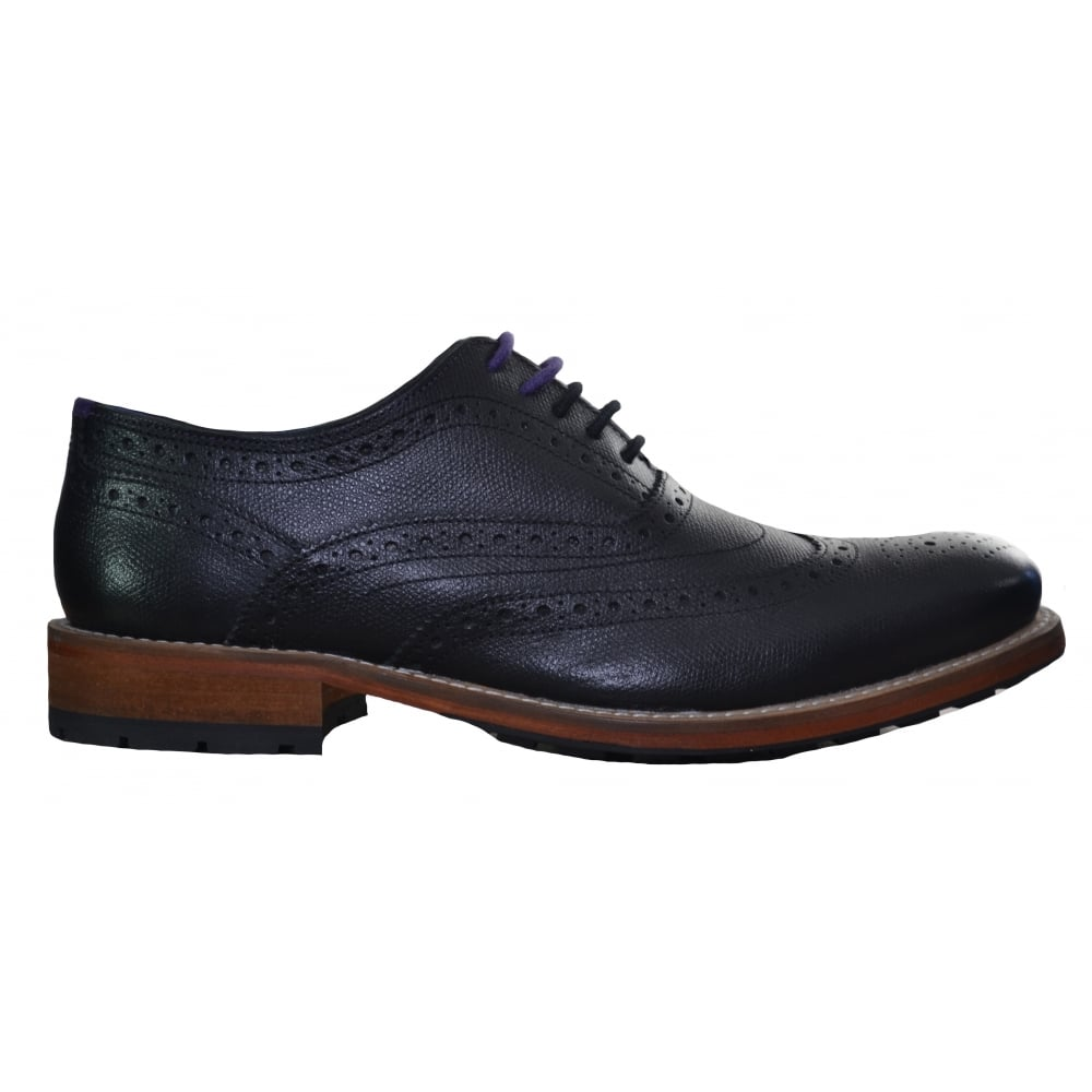 70a4772dc6c men s ted baker traditional oxford brogue black