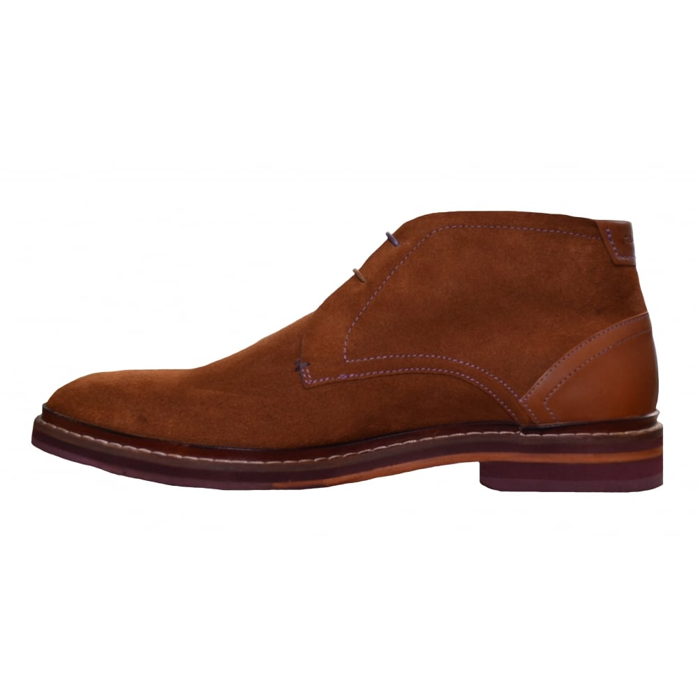 ted baker mens tan boots