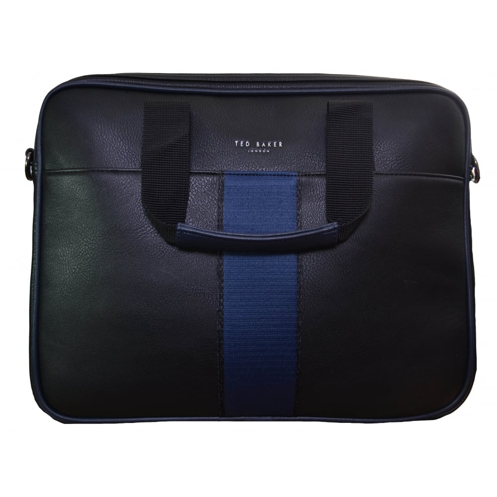 ted baker mens document bag