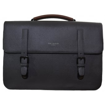 Ted Baker Men's Cross Grain Lansky Satchel Bag