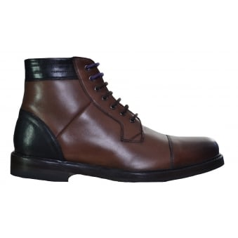 Ted Baker Men's Musken Brown Boots