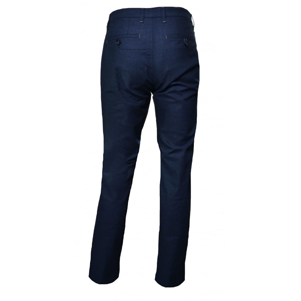 61013fd1db716e Ted Baker Men  039 s Navy Blue Wegton Trousers