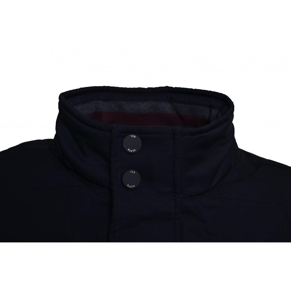 b9afec191 Men's Reller Navy Blue Quilted Jacket