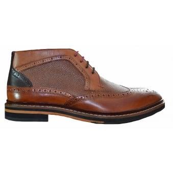 Ted Baker Mens Tan Cinika Boots