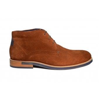 98fca0964 Ted Baker Mens Tan Daiinos Boots