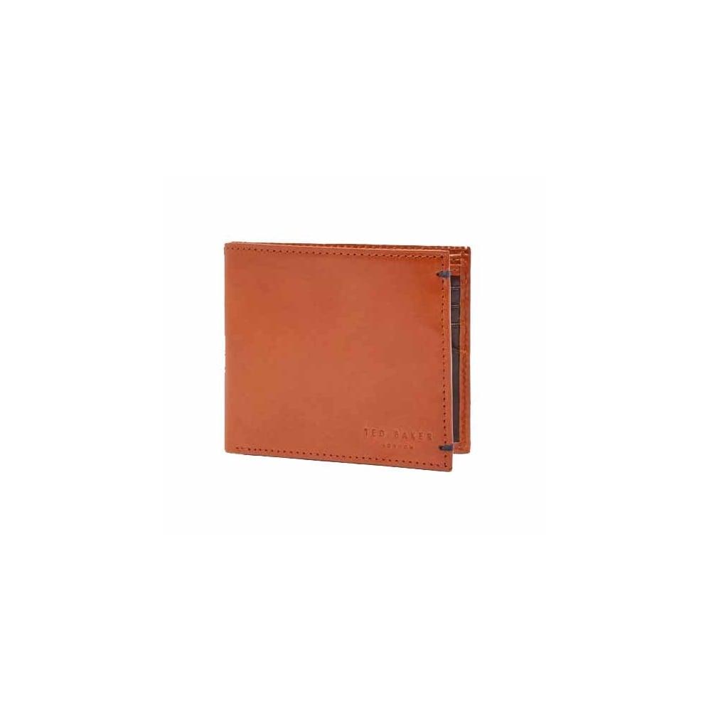 9d8869097 Ted Baker Men  039 s Vivid Bifold Tan Wallet