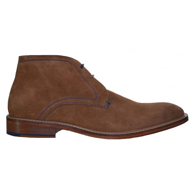 Ted Baker Torsdi Tan Suede AM Casual Ankle Boots