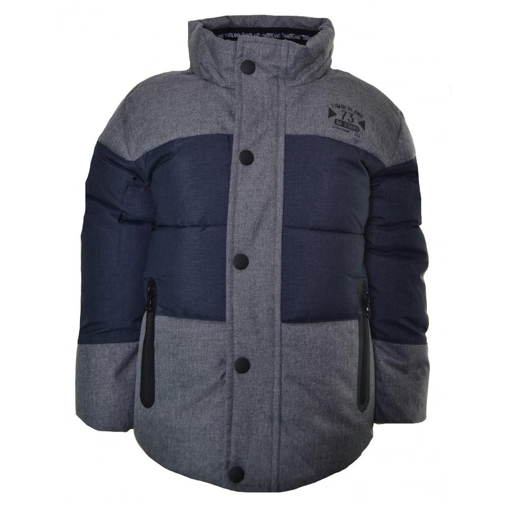 Timberland Infants Grey Padded Jacket