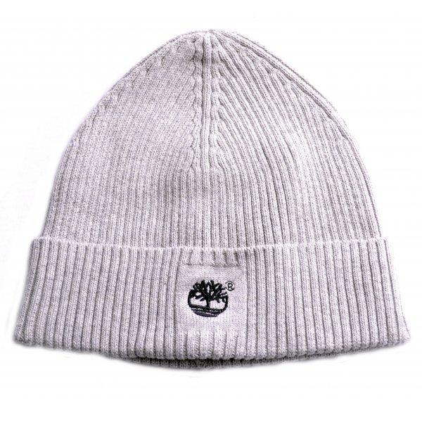 kids timberland light grey beanie hat 72d908f49826