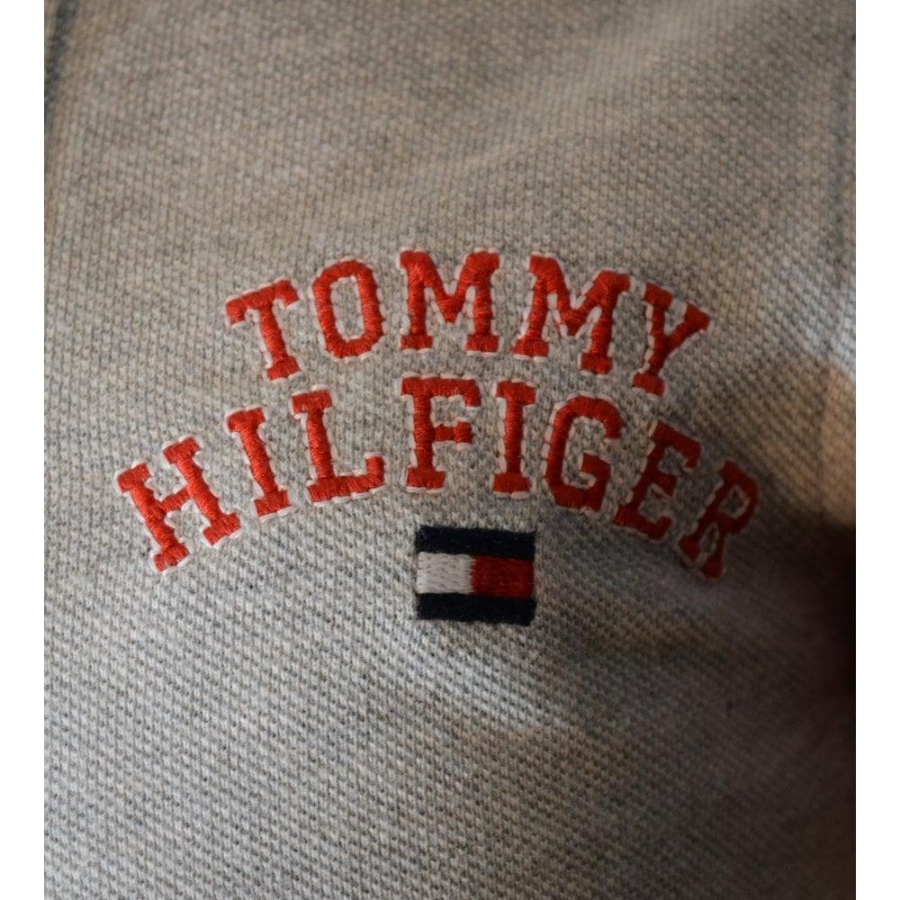 33702e6336d Tommy Hilfiger Infants Grey Polo Shirt